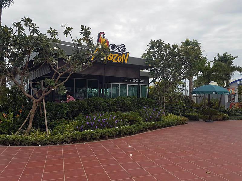 PTT / Cafe Amazon